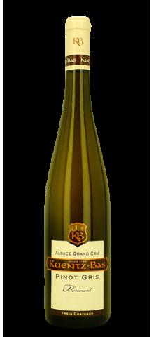 Pinot Gris Trois Chateaux Grand Cru Florimont 2014