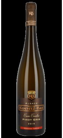 Pinot Gris Cuvée Caroline Vendange Tardive 2015