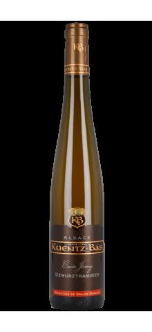Gewurztraminer Cuvée Jérémy Sélection de Grains Nobles 2013 (50 cl)