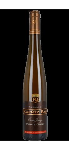 Pinot Gris Cuvée Jérémy Sélection de Grains Nobles 2015 (50 cl)