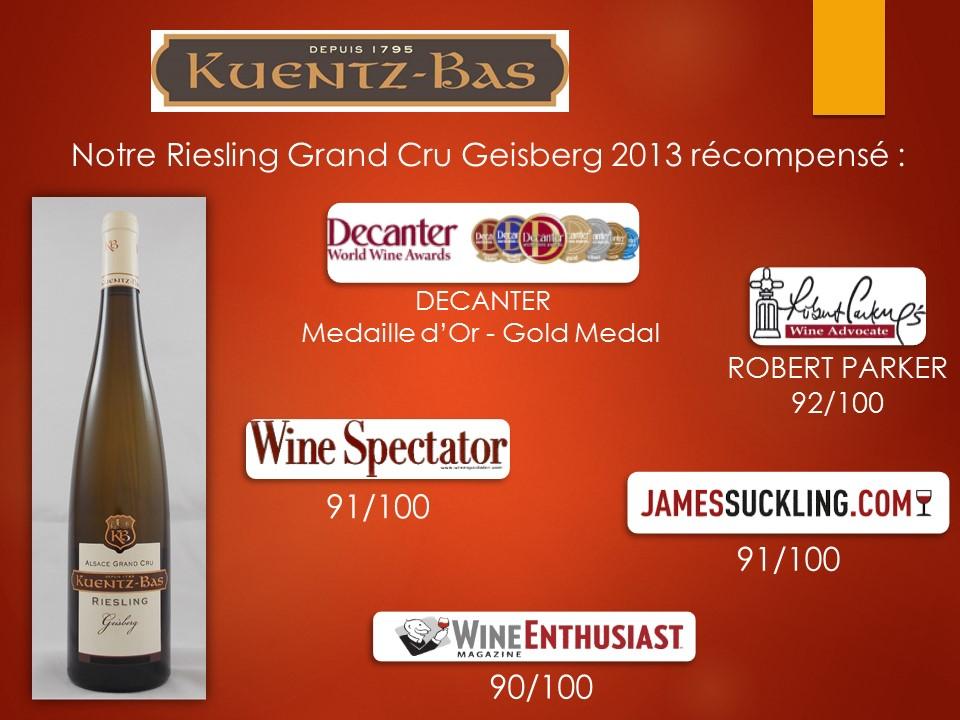 RIESLING GEISBERG 2013