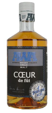 "Whisky AWA Cuvée Kuentz-Bas ""Coeur de fût"""